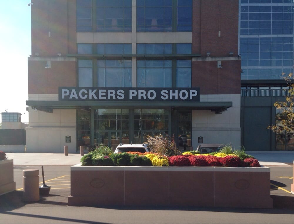 Shop your Official Packers Pro Shop, the one and only Official Store of the Green Bay Packers located at Lambeau Field. Buy Direct and Save!