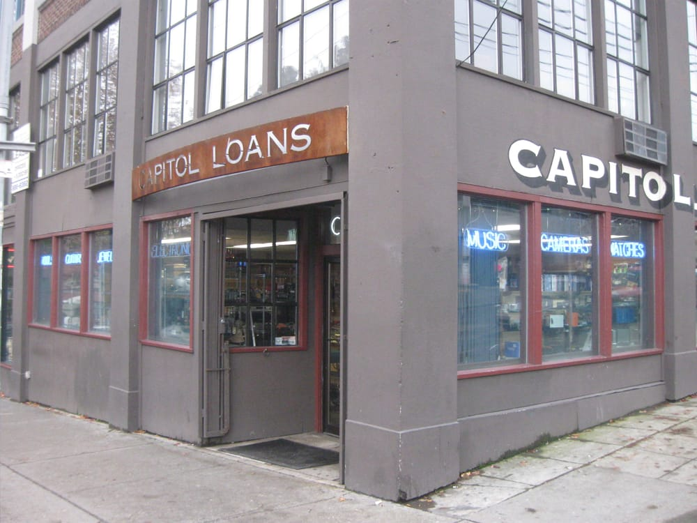 West seattle payday loan