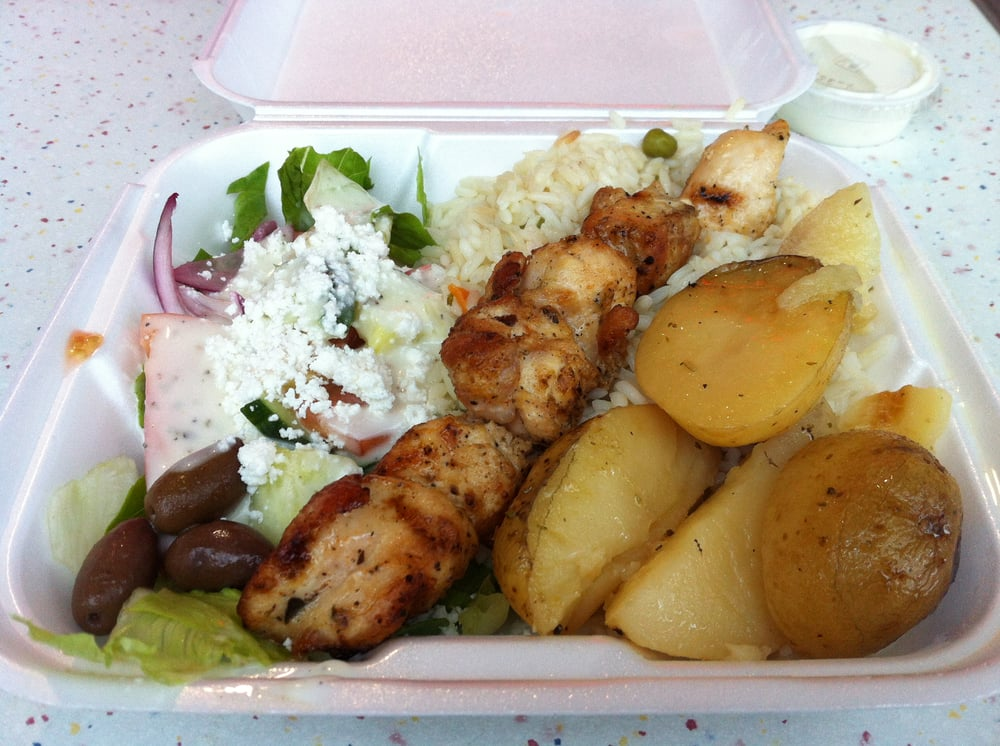 Greek Restaurants Near Me For Dinner