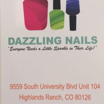 Nail salon coupons highlands ranch