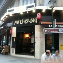 Matsusushi, Paris