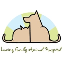 Loving Family Animal Hospital logo
