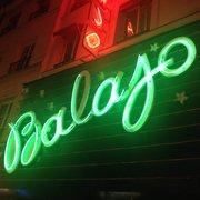 Balajo - Paris, France. Balajo