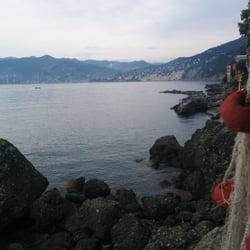 Trattoria Dö Spadin, Camogli, Genova