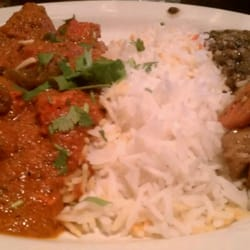 Akbar cuisine of india chicken tikka masala dinner for Akbar cuisine of india marina del rey