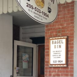 Bagel Bin - Love mom and pop shops because they care about the food! - Sonora, CA, Vereinigte Staaten