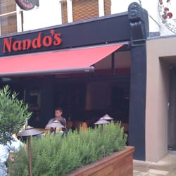 Nando's, London, UK