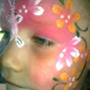 Josie's face painting, London