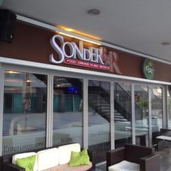 Das Restaurant Sonderbar am Raschplatz