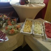 Frühstücks - Buffet