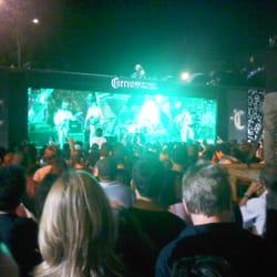 Show da banda Ok Go na Lapa