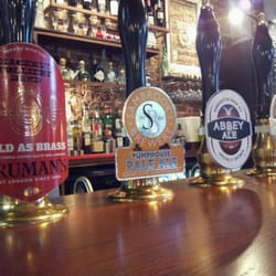 A true English Pub the food & beer is…