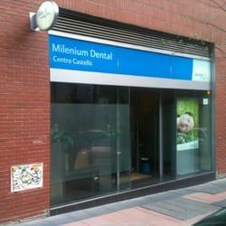 Milenium dental castell salamanca madrid spain yelp - Calle castello madrid ...