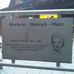 marlene dietrich platz 1 10785 berlin