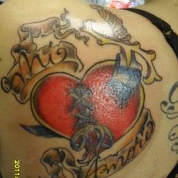 Vindictive ink closed tattoo 5500 babcock san for Element tattoo san antonio texas