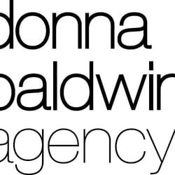 Donna Baldwin Agency logo