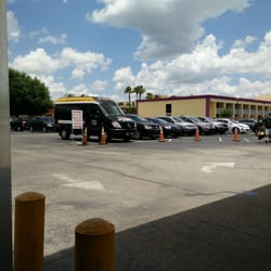 Action Car Rental  Mccoy Rd Orlando Fl