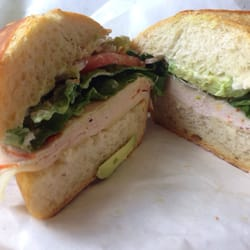 The Ace of Sandwiches - My $12 turkey and Swiss. Total rip-off... - Palo Alto, CA, Vereinigte Staaten