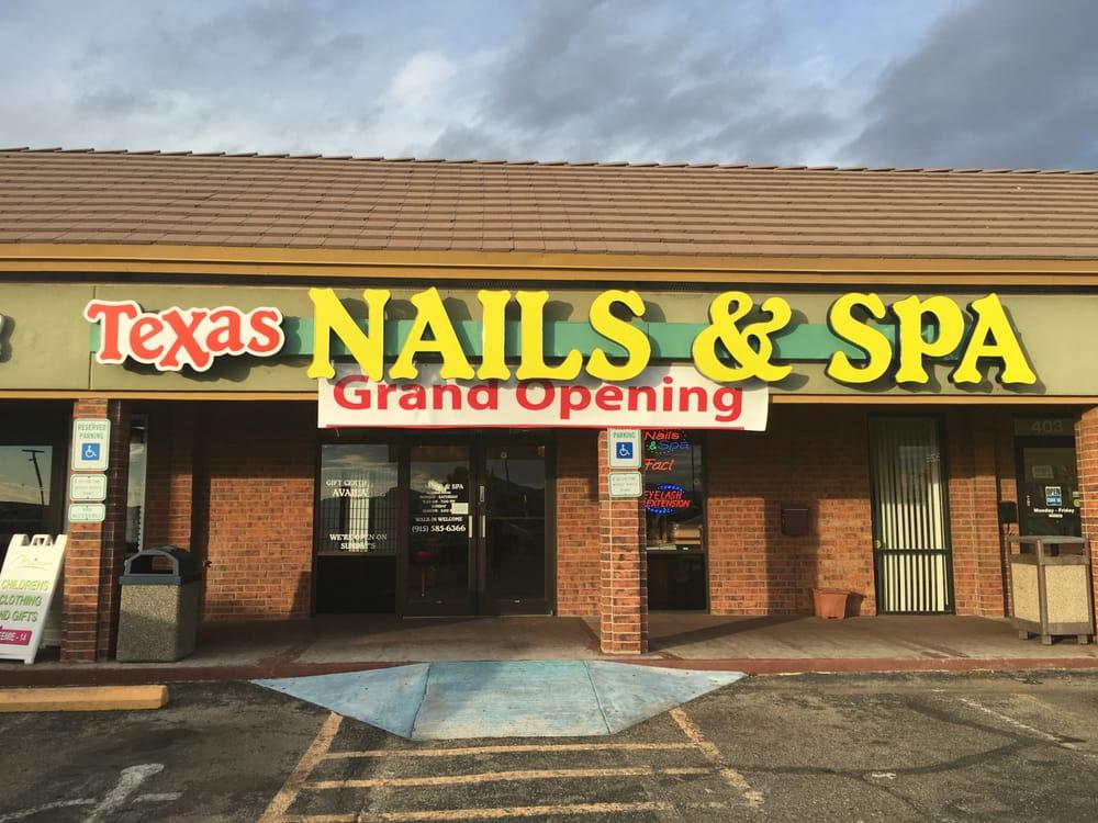 Nails El Paso Texas 58