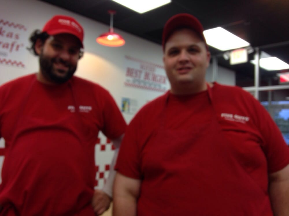 five guys toms river