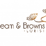 Cream and Browns Florists