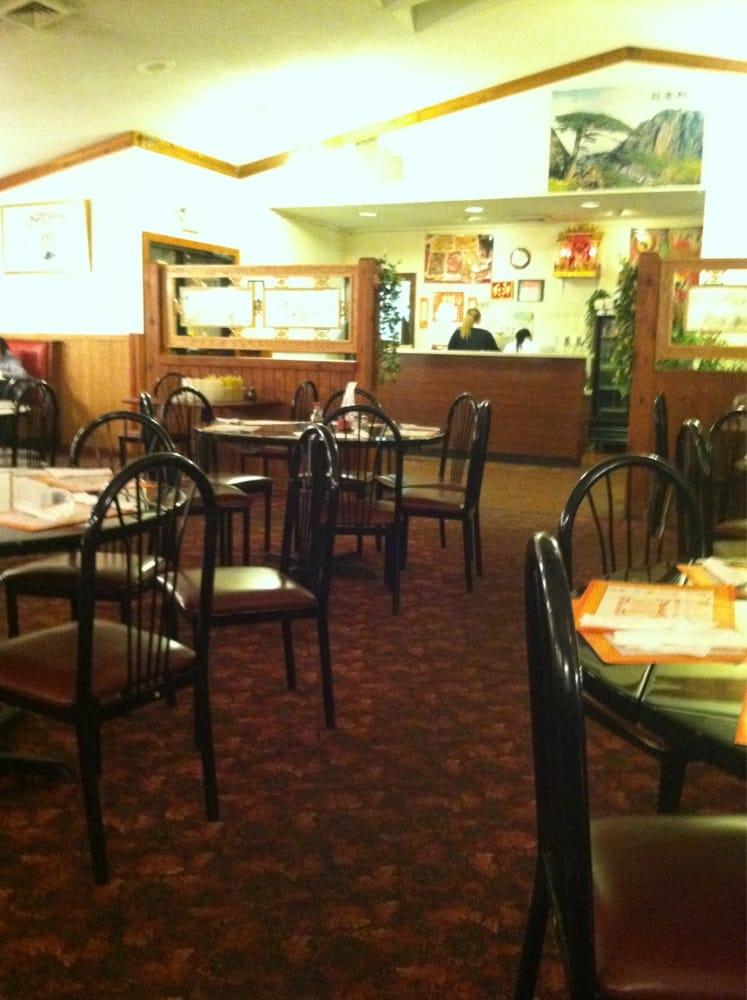 China Cafe Duluth Menu