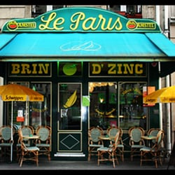 Le Paris Brin d'Zinc, Paris, France