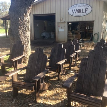 Wimberley Outdoor Living Furniture Wolf San Marcos Tx United States Outside Our Shop
