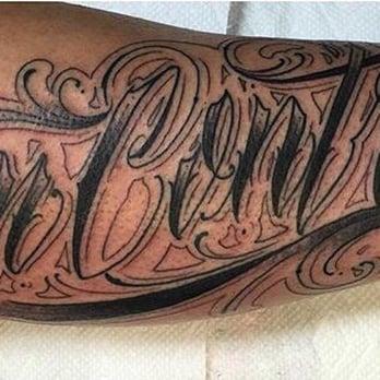 Rose anchor tattoo 60 photos tattoo 930 s mason rd for Tattoo shops in katy
