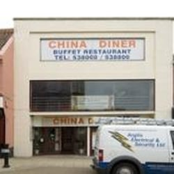 China Diner, Lowestoft, Suffolk