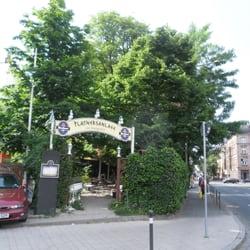 Gaststätte Platnersanlage, Nürnberg, Bayern