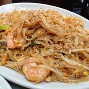 Shrimp Pad Thai. Delicious!