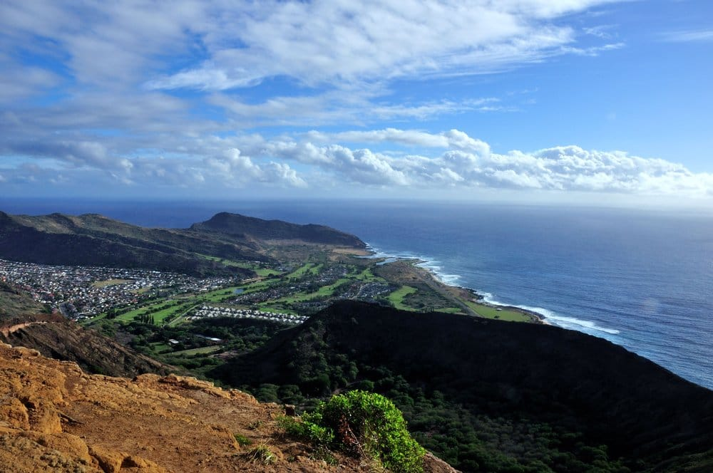 Image from Koko Crater.