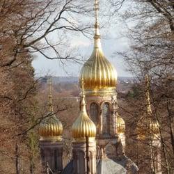 Russische Orthodoxe Kirche St. Elisabeth, Wiesbaden, Hessen