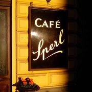 Cafe' Sperl, Wien, Austria