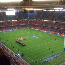 Wales v South Africa 13.11.2010