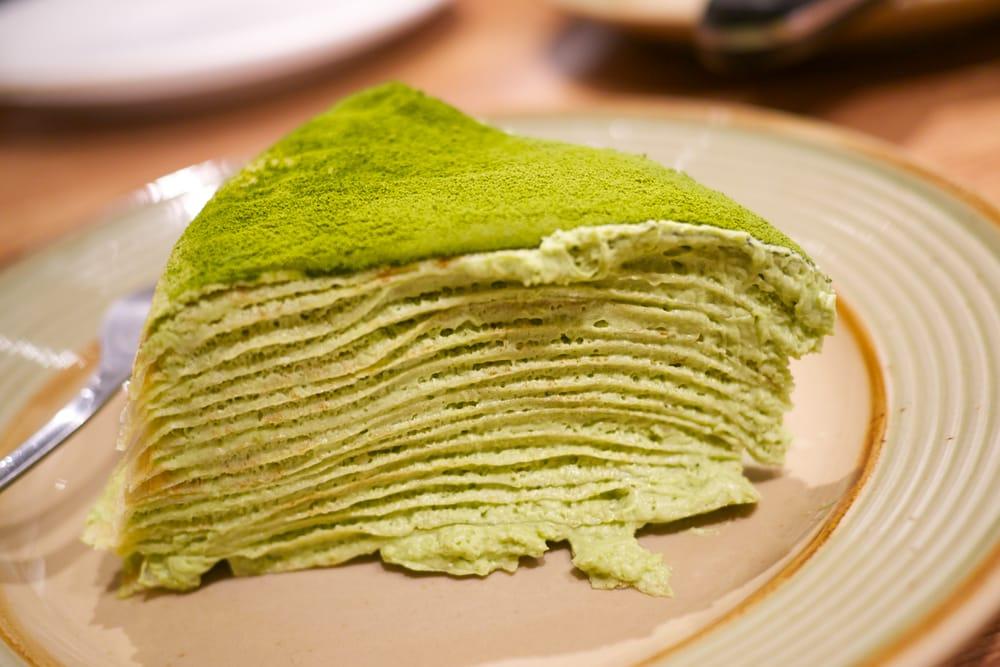 Lady M Matcha Crepe Cake Recipe