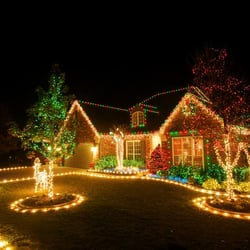 TX Christmas Light Installers - Austin, TX, United States. Residential ...