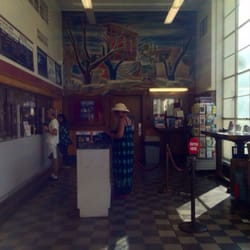 Post Office - Inside - Culver City, CA, Vereinigte Staaten