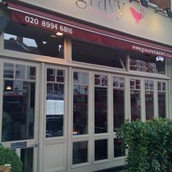 Gravy restaurant geschlossen britisches restaurant for Elite motors stamford ct