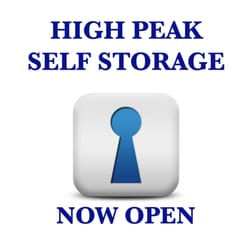 High Peak Self Storage
