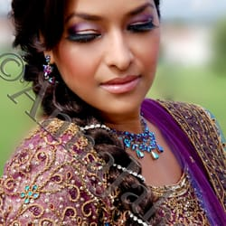 Anna Jahan Make Up Artist, London