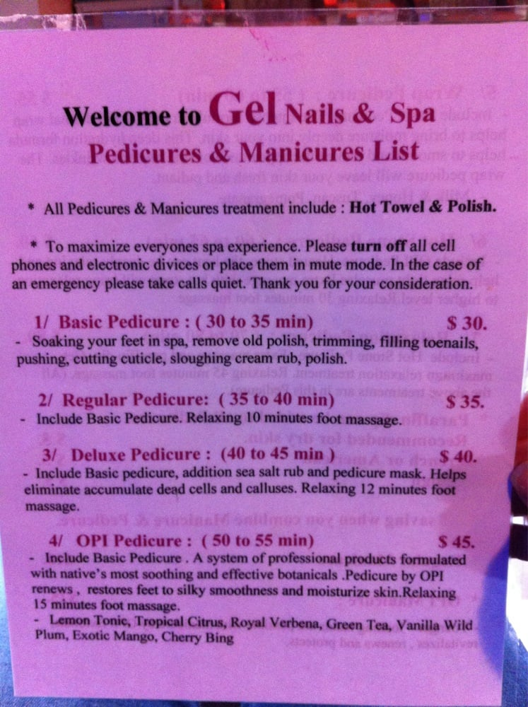 Gel nails spa day spas fayetteville nc yelp for 777 nail salon fayetteville nc