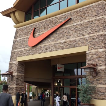 """The store opens at 10 a.m. to the general public and is the fourth Nike Factory Store in Oregon. """"Nike is very proud to open our newest Factory Store at Woodburn Company Stores,"""" said Ed Stair."""