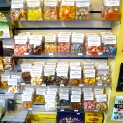 Old-fashioned Sweetie Shop, Winchester, Hampshire