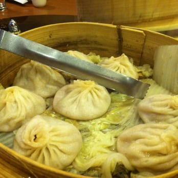 Joe's Shanghai - Amazing soup dumplings! - New York, NY, Vereinigte Staaten