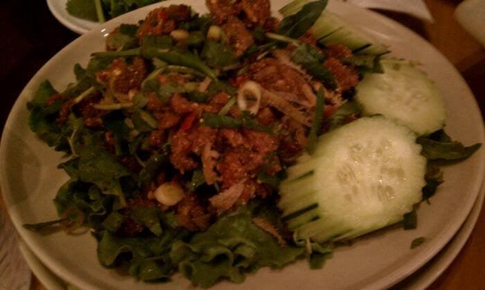 Raw Beef Larb Thai Style Yelp