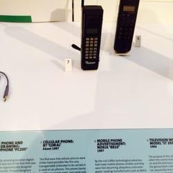 Gordon Gekko's accessories.
