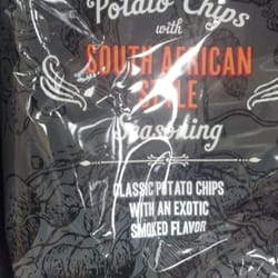 Trader Joe's - Ooo south African spiced chips - Carlsbad, CA, Vereinigte Staaten