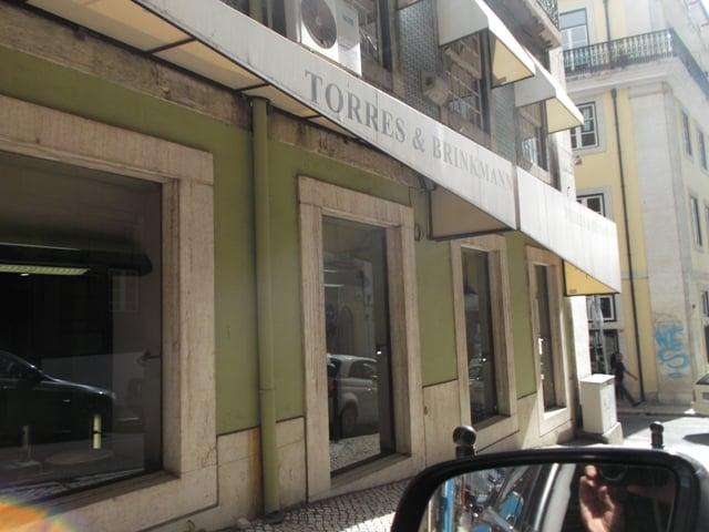 Torres & Brinkmann - Tiendas de muebles - Chiado - Lisboa, Portugal - Res...